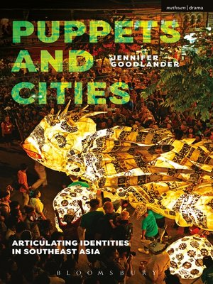 cover image of Puppets and Cities