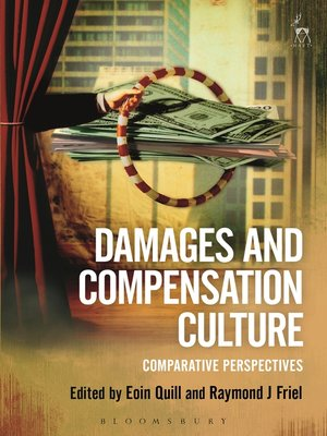 cover image of Damages and Compensation Culture