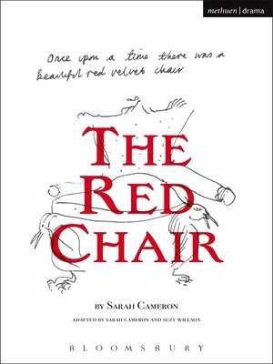 cover image of The Red Chair