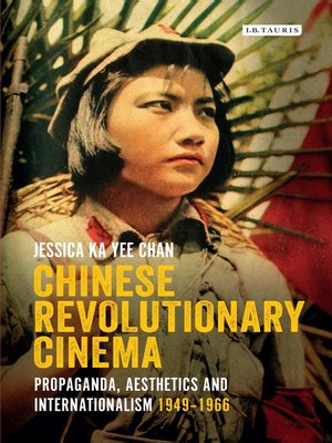 cover image of Chinese Revolutionary Cinema