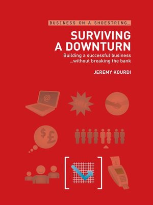 cover image of Surviving a Downturn