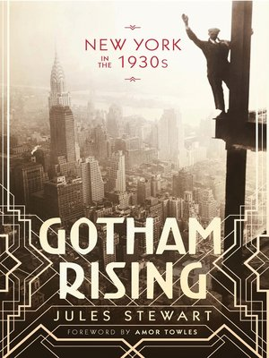 cover image of Gotham Rising