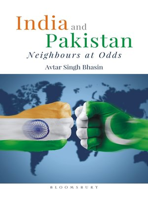 cover image of India and Pakistan