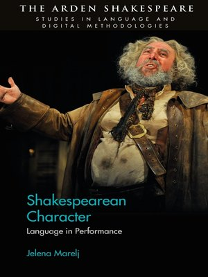 cover image of Shakespearean Character