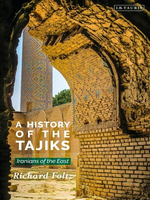 cover image of A History of the Tajiks