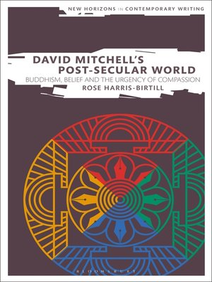 cover image of David Mitchell's Post-Secular World