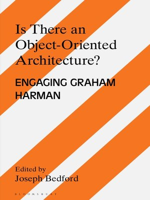 cover image of Is there an Object Oriented Architecture?