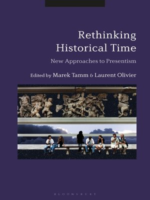 cover image of Rethinking Historical Time