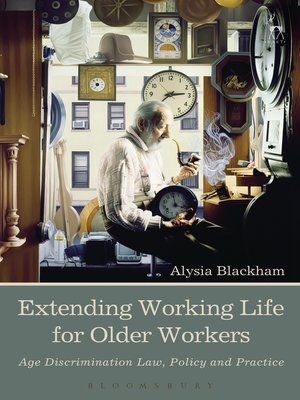 cover image of Extending Working Life for Older Workers