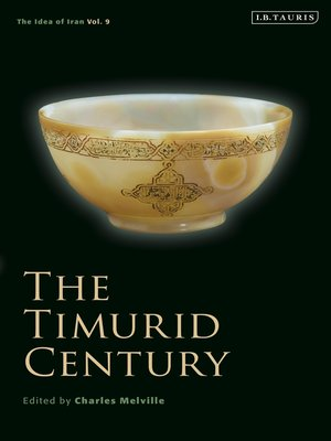 cover image of The Timurid Century