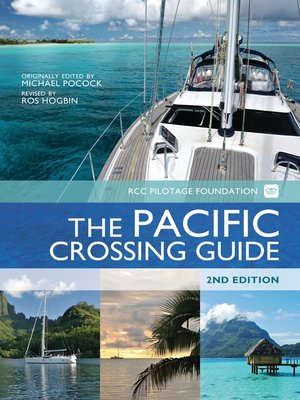 cover image of The Pacific Crossing Guide
