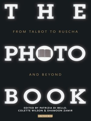 cover image of The Photobook