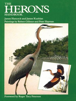 cover image of The Herons Handbook