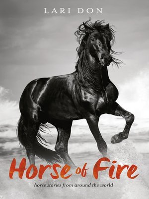 cover image of Horse of Fire