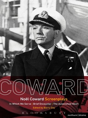 cover image of Noël Coward Screenplays