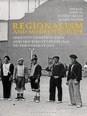 cover image of Regionalism and Modern Europe