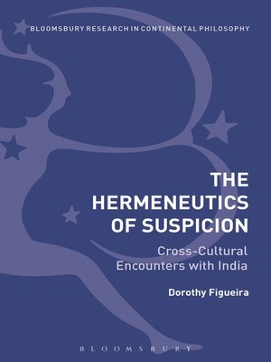 cover image of The Hermeneutics of Suspicion