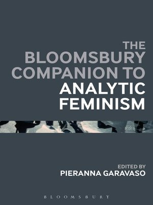 cover image of The Bloomsbury Companion to Analytic Feminism