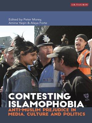 cover image of Contesting Islamophobia