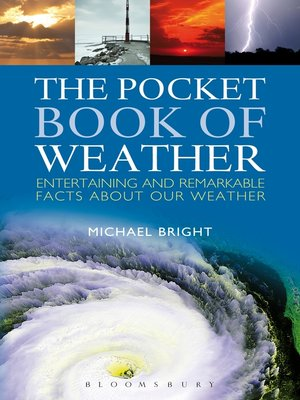 cover image of The Pocket Book of Weather