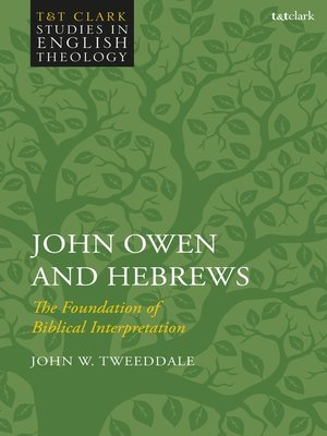 cover image of John Owen and Hebrews