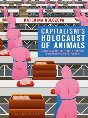 cover image of Capitalism's Holocaust of Animals