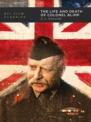 cover image of The Life and Death of Colonel Blimp