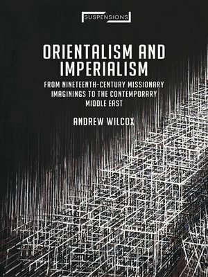 cover image of Orientalism and Imperialism