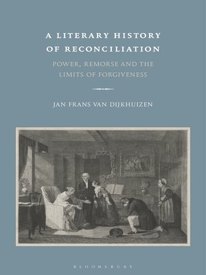 cover image of A Literary History of Reconciliation