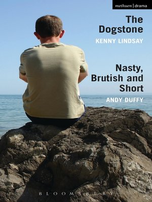 cover image of 'The Dogstone' and 'Nasty, Brutish and Short'