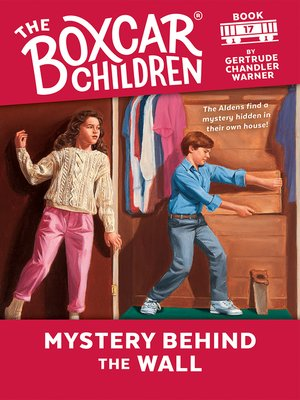 cover image of Mystery Behind the Wall