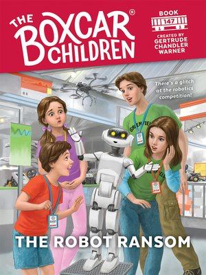 cover image of The Robot Ransom