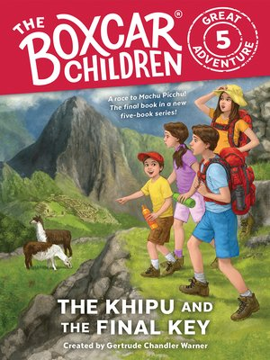 cover image of The Khipu and the Final Key
