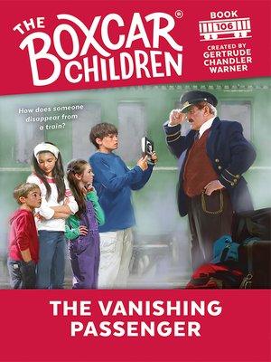 cover image of The Vanishing Passenger