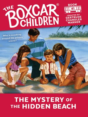 cover image of The Mystery of the Hidden Beach