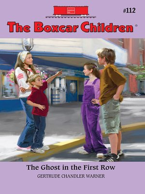 cover image of The Ghost in the First Row