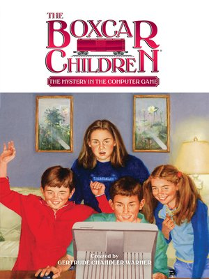 cover image of The Mystery in the Computer Game