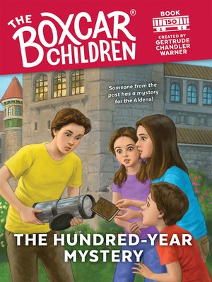cover image of The Hundred-Year Mystery
