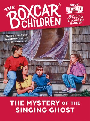 cover image of The Mystery of the Singing Ghost