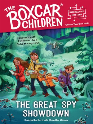 cover image of The Great Spy Showdown