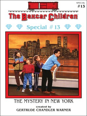 cover image of The Mystery in New York