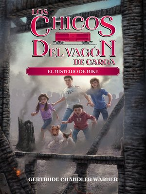 cover image of El misterio de Mike