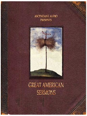 cover image of Great American Sermons