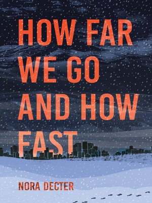 cover image of How Far We Go and How Fast