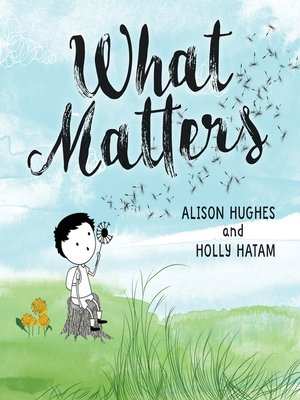 cover image of What Matters