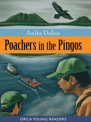 cover image of Poachers in the Pingos