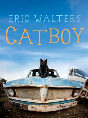 cover image of Catboy