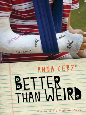 cover image of Better Than Weird