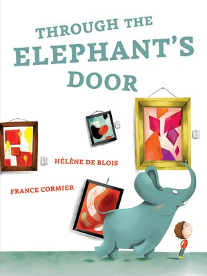 cover image of Through the Elephant's Door
