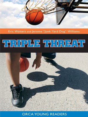 cover image of Triple Threat